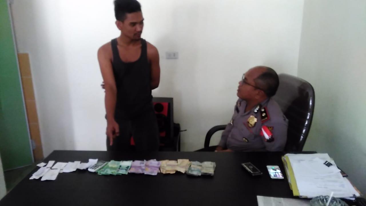bandar togel ditangkap polisi